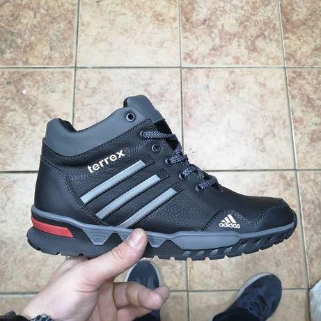 Ботинки Adidas/Ботинки Зимние Adidas Terrex/Обувь Мужская/Кроссовки