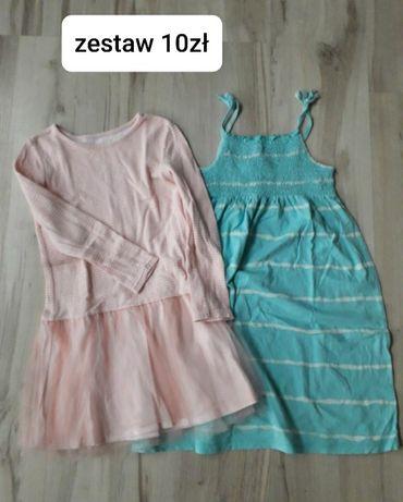 Sukienki dziewczęce 128