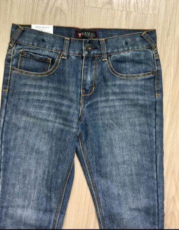 Нові джинси Guess на підлітка 14 років. Джинсы на подростка.
