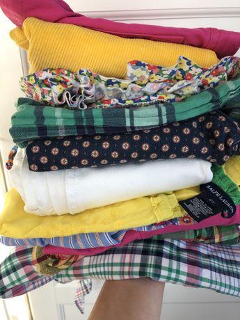 Ralph Lauren ubranka dla dziewczynki 5-7 lat