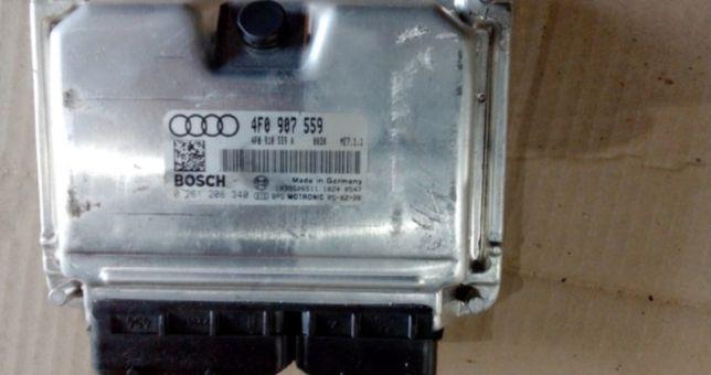 Блок управления двигателем эбу разборка ауди а6 с5  сто
