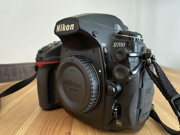 Sprzedam Body Nikon D700