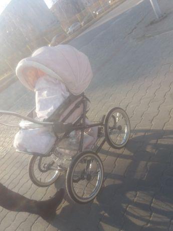 wózek marita/retro/duże koła
