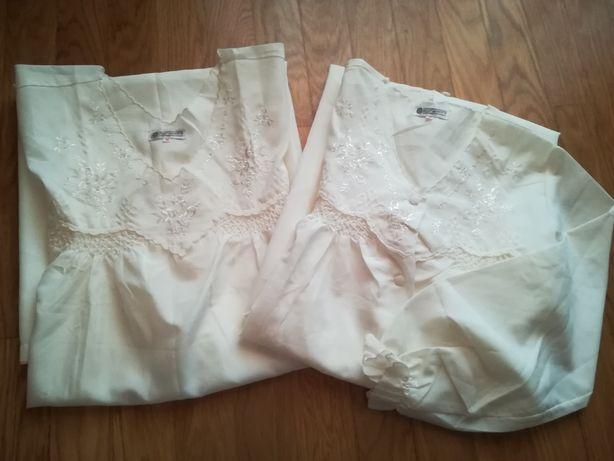Conjuntos de robe e camisa de dormir
