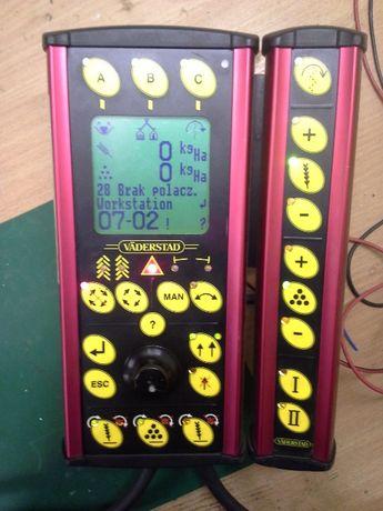 Vaderstad Rapid Carrier Spirit Wyświetlacz LCD Sterownik Monitor