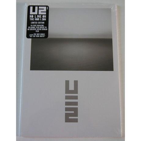 U2 - No Line on the Horizon (Magazine Limited Edition)