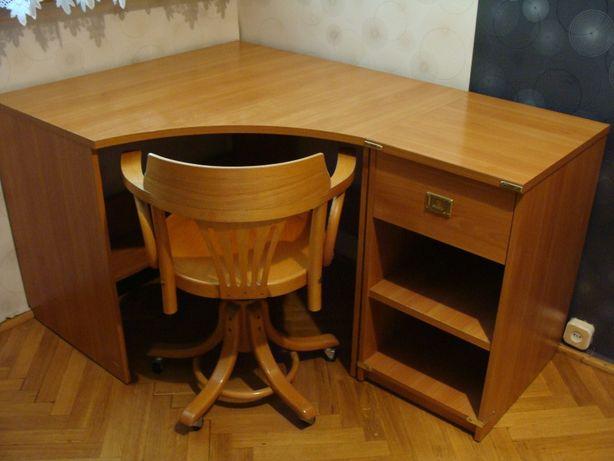 Biurko z krzesłem obrotowym Vox