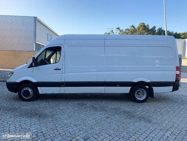 Mercedes-Benz Sprinter 518 CDI Pesada