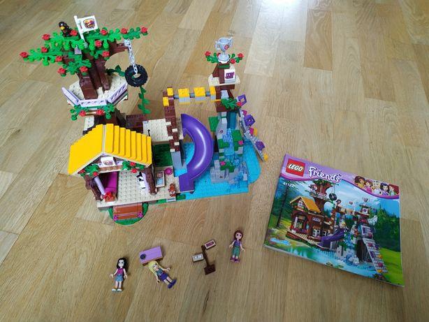 Domek na drzewie Lego Friends 41122