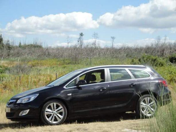 Oportunidade Opel Astra Sports tourer 1.7 125cv