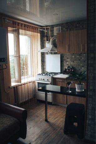 2-х кімнатна квартира подобово