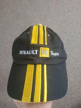 Бейсболка Renault F1 Team оригинал