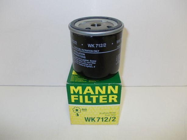 Filtr paliwa MANN WK712/2 transit 2,3/2.4D 78-86 IVECO Daily 2.3 78-