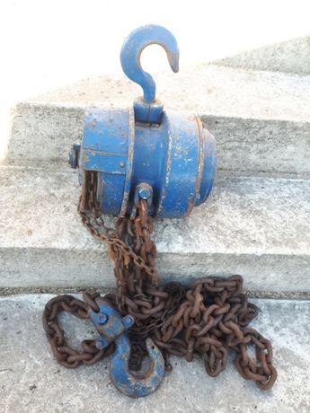 Wyciągarka łańcuchowa 1t tona solidna