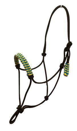 Zestaw pony - cordeo, halter, uwiąz oraz wodze