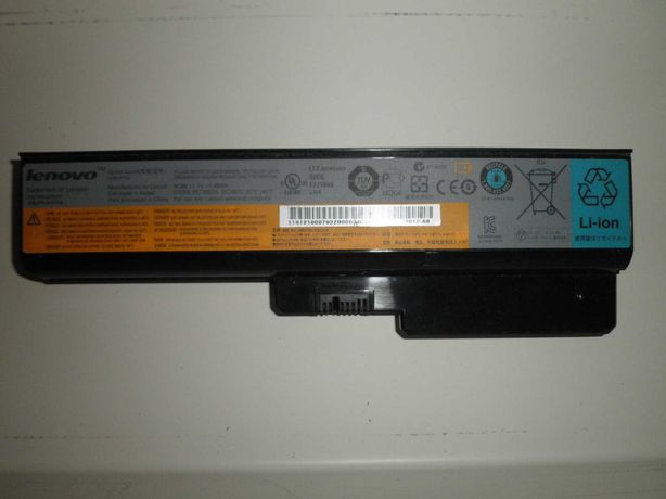 Аккумулятор Lenovo B550 10.8V 4400mAh 6Cell L06L6Y02 L08S6C02 L08S6D02