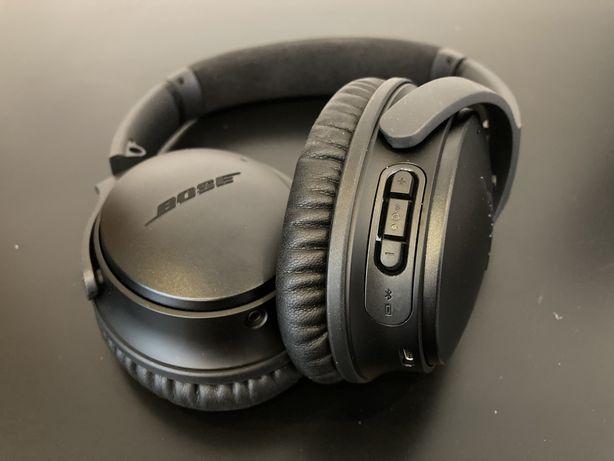 Auscultadores BOSE QuietComfort 35 II Bluetooth com Noise cancelling