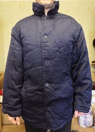 Фуфайка телогрейка ватник утеплённая куртка спецодежда