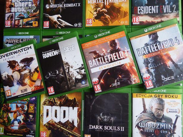 XBOX ONE GTA5 Resident Evil Mortal 11 MINECRAFT Forza Horizon GRY X1