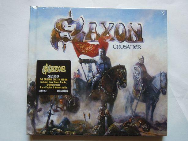 saxon crusader nowa w foli