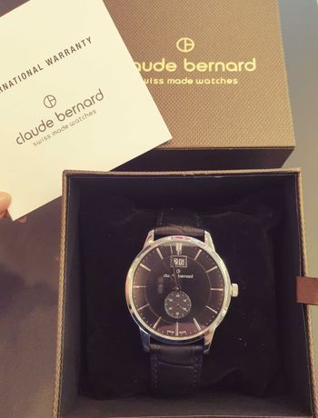 Nowy, męski, szwajcarski zegarek