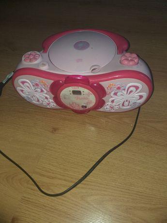 Radio dla dziewczynki Barbie