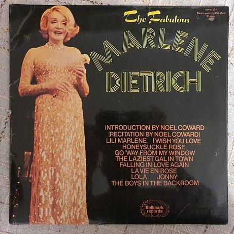 Marlene Dietrich-The Fabulous Marlene Dietrich