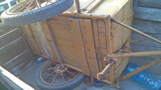 wózek ogrodowy kolasa wózek ręczny