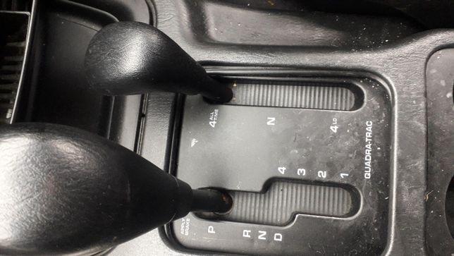 skrzynia biegów 2.7 crd jeep wj