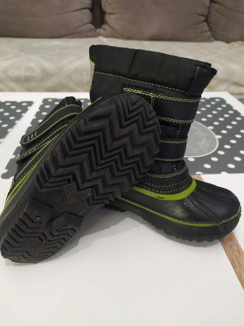 Buty śniegowce rozmiar 25
