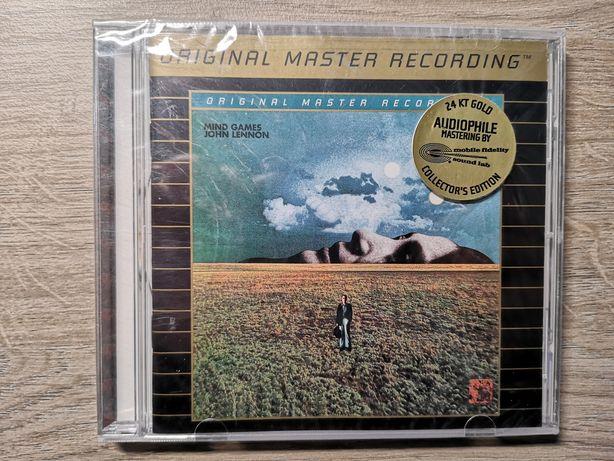 John Lennon – Mind Games 24KT Gold CD