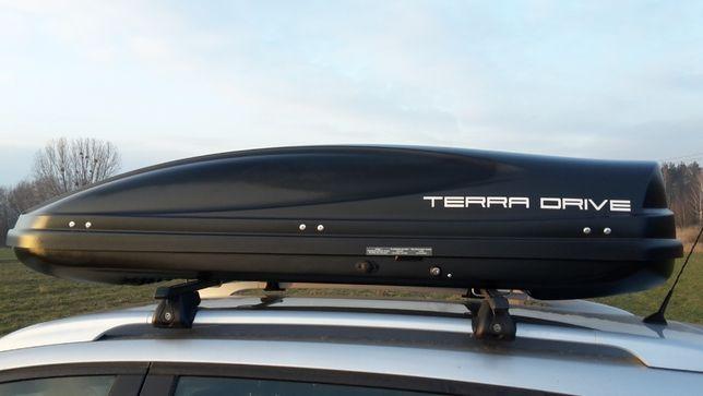 Box Bagażnik dachowy Terra Drive 480 Nowość!!!