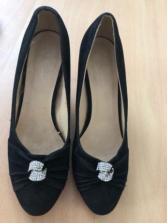 sapatos de cerimónia