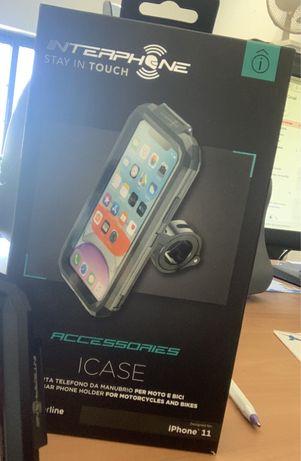 Suporte telemovel mota para iphone 11 ou XR