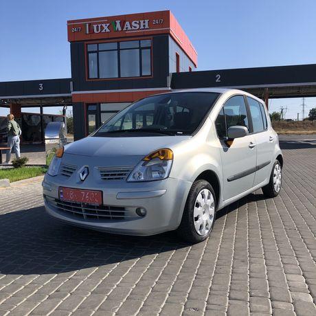 Рено Модус Renault Modus