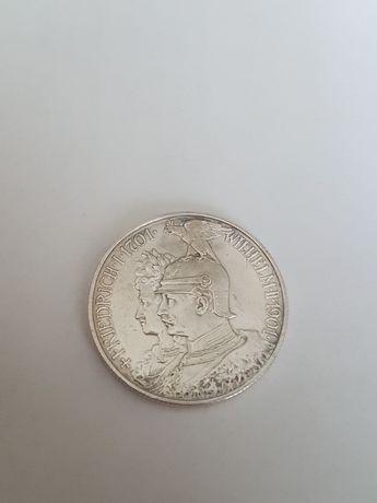 2 marki 1901r. moneta