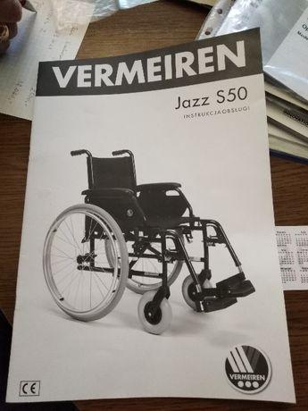 Wózek standardowy Jazz S50