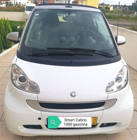 Smart ForTwo Versão Pulse Cabrio