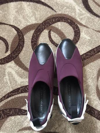 Итальянская обувь кеды слипоны макасины
