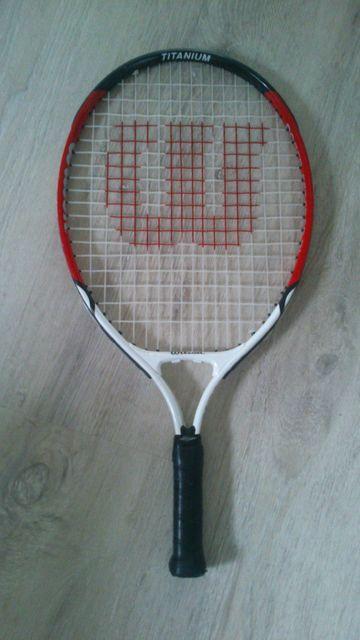 Rakieta tenisowa Wilson Titanium