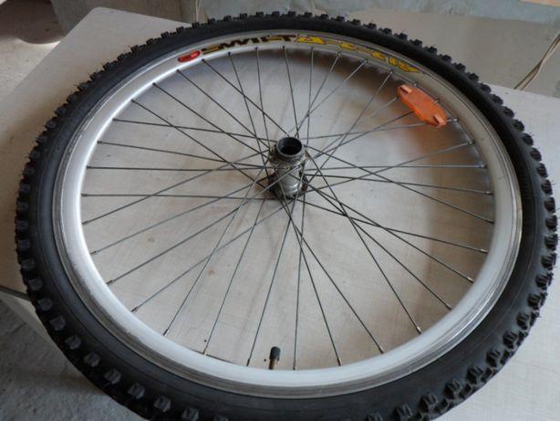 Koło rowerowe kompletne 26 cali