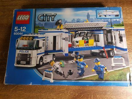 Lego City 60044 (оригінал)  конструктор Поліцейський мобільний участок