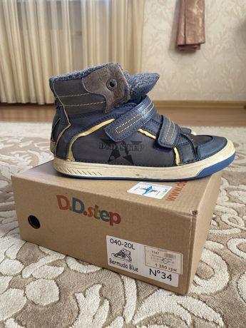 Кроссовки ботинки утепленные adidas zara