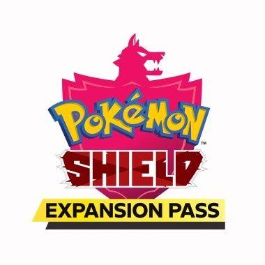 Nintendo Switch Pokémon Shield Expansion Pass