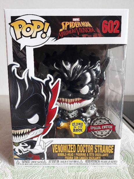 Funko POP Marvel Venomized Doctor Strange GiTD