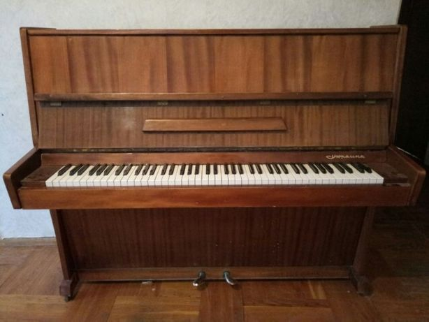 Піаніно в доброму стані