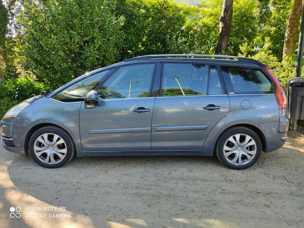 Citroën C4 Grand Picasso 1.6 HDi Exclusiv FULL EXTRAS