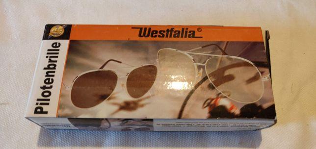 Óculos de sol aviador Westfalia