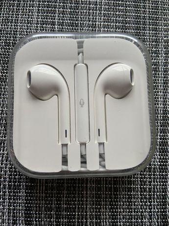 Oryginalne słuchawki Apple