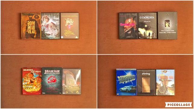 FILME SÉRIE DVD Clássicos Aventura Fantasia Terror Comédia Western